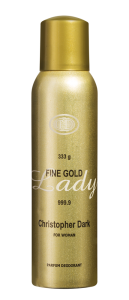Fine Gold Lady Dezodorant 150 ml